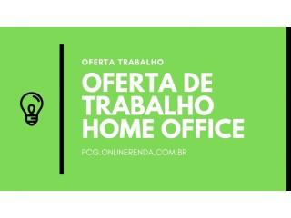 HOME OFFICE - TRABALHO REVENDENDO SOFTWARE